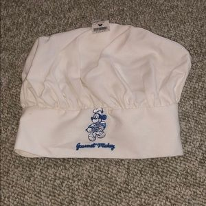 Disney gourmet Mickey poofy chef hat